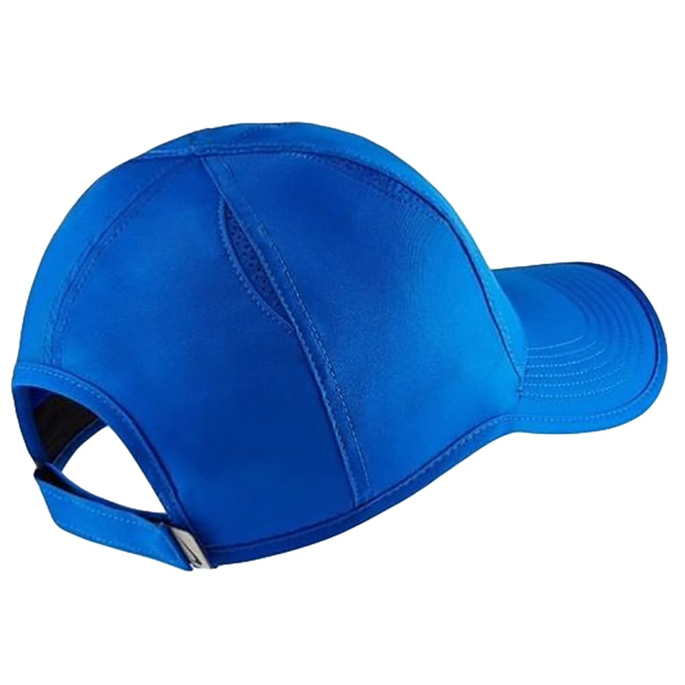 NIKE Men's Aerobill Featherlight Swoosh Cap - PHOTO BLUE 406