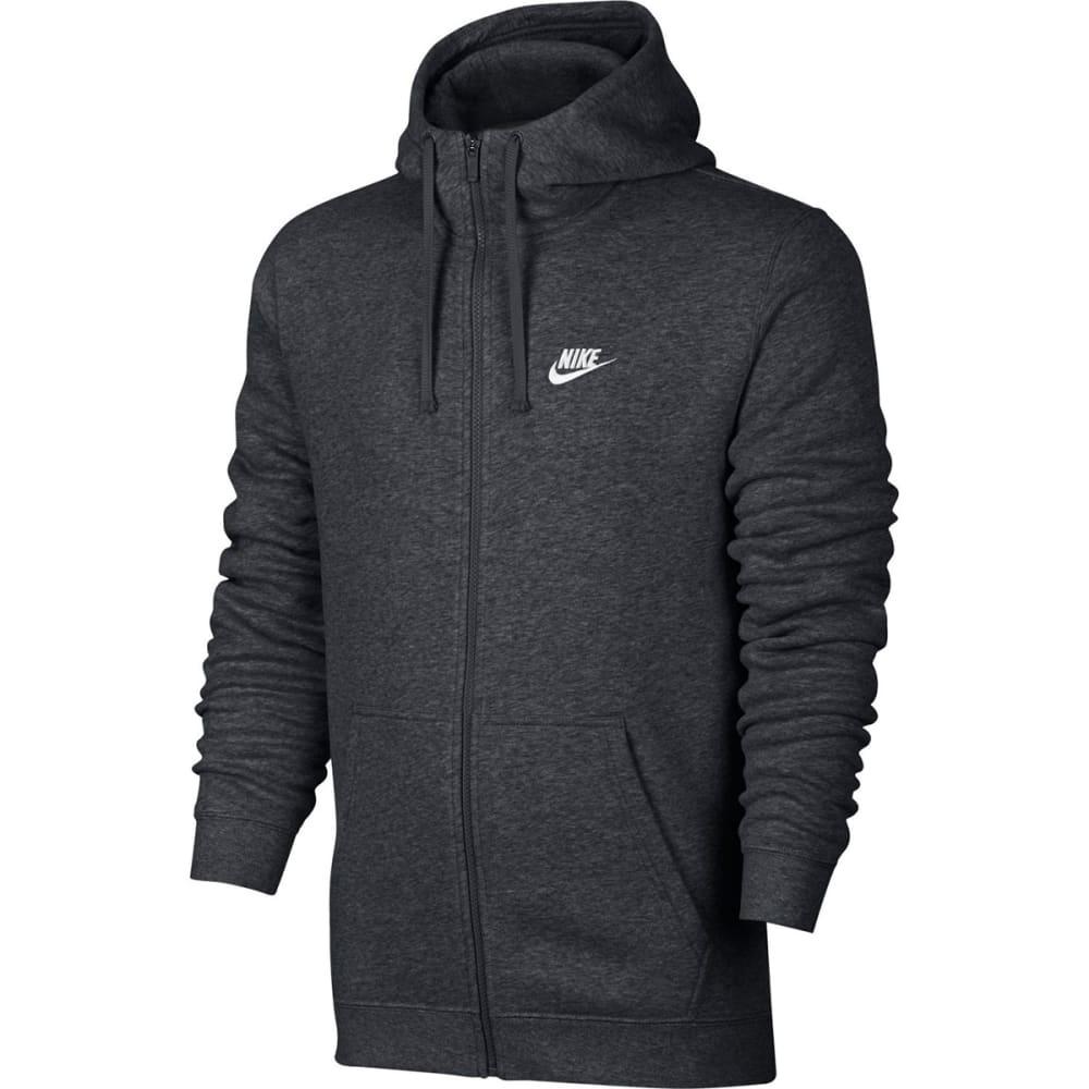 NIKE Men's Fleece Club Full Zip Hoodie XL