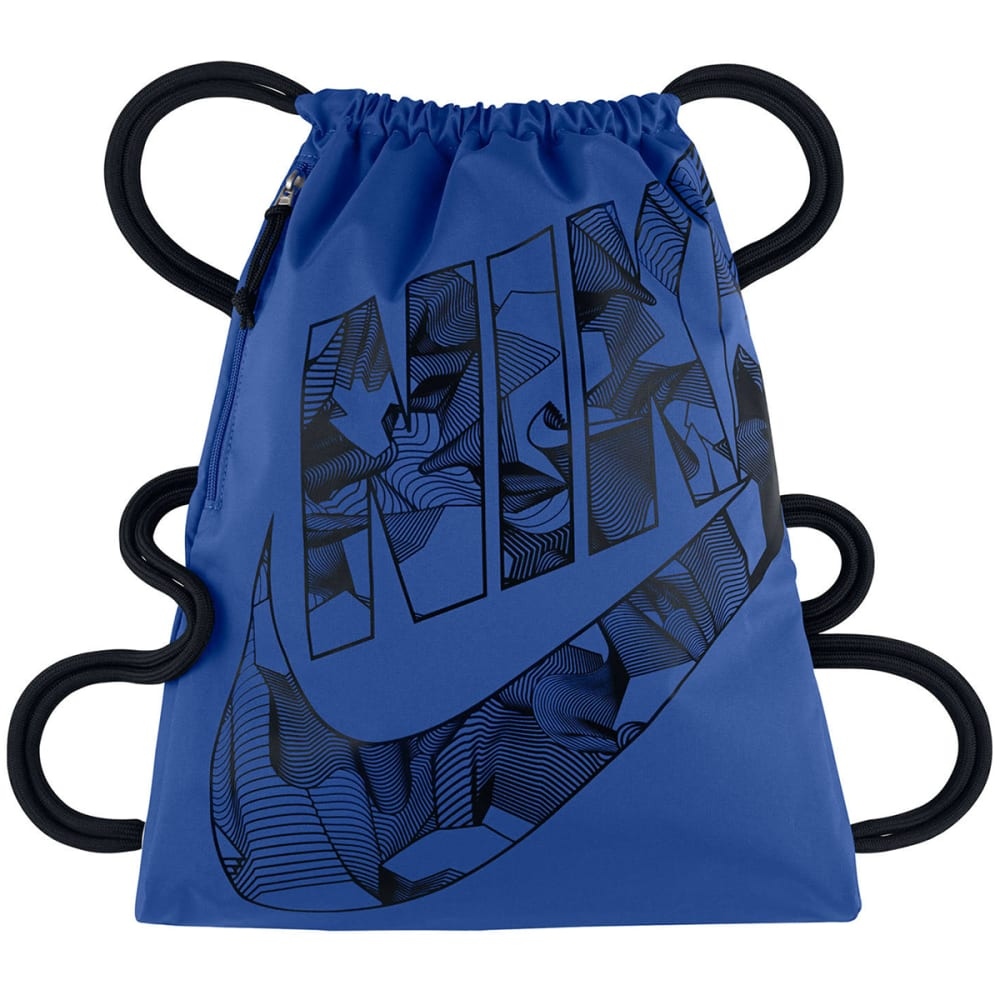 NIKE Heritage Gym Sack Pack - ROYAL BLUE 481