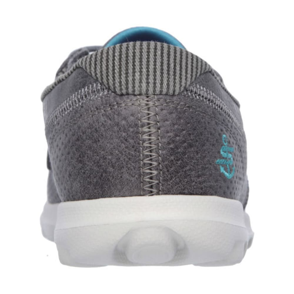 SKECHERS Women's On The Go – Tide Shoes - CHARCOAL