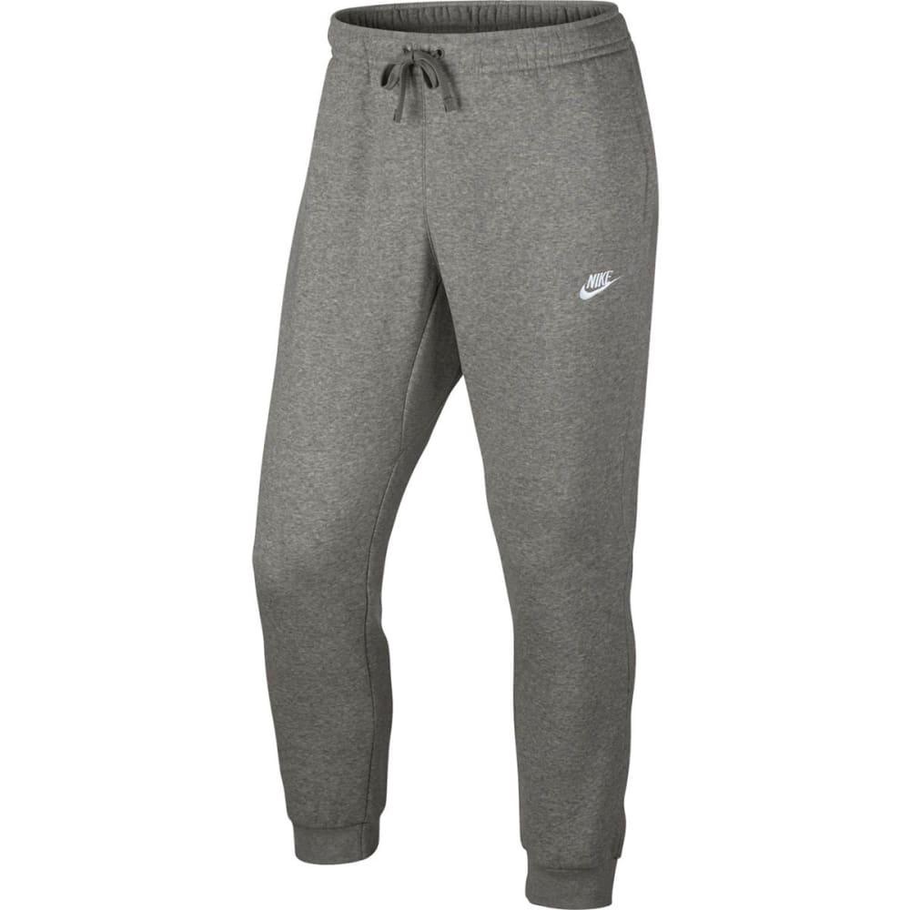 NIKE Men's NSW Fleece Jogger Pants - DARK GREY-063