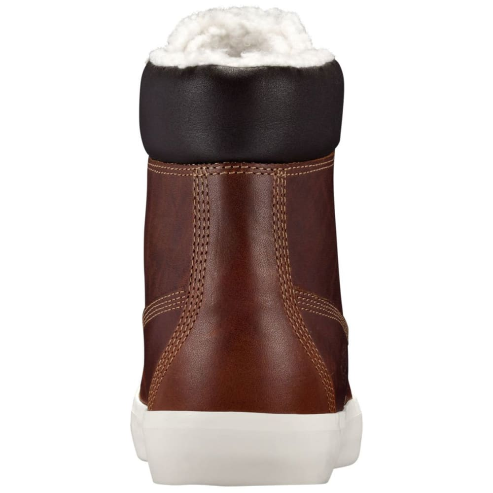 TIMBERLAND Women's 6 Inch Flannery Boots - MED BROWN