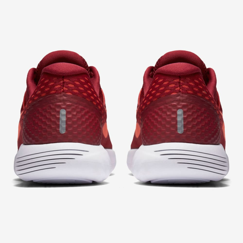 NIKE Women's LunarGlide 8 Running Shoes - RED