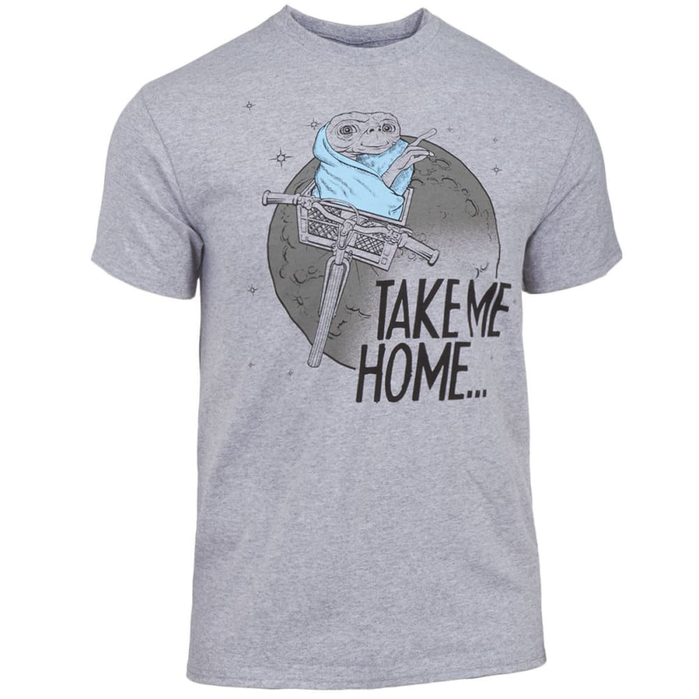 HYBRID Guys' Take Me Home Tee - GREY