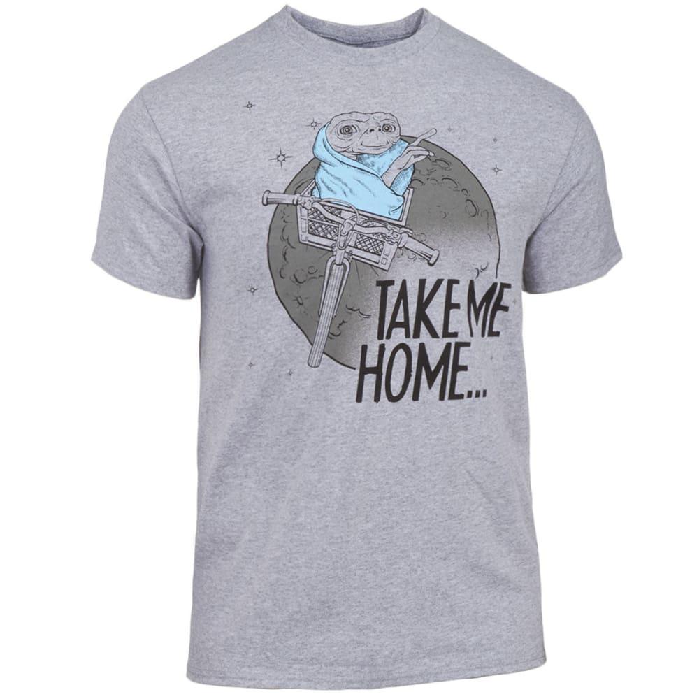 HYBRID Guys' Take Me Home Tee - GREY