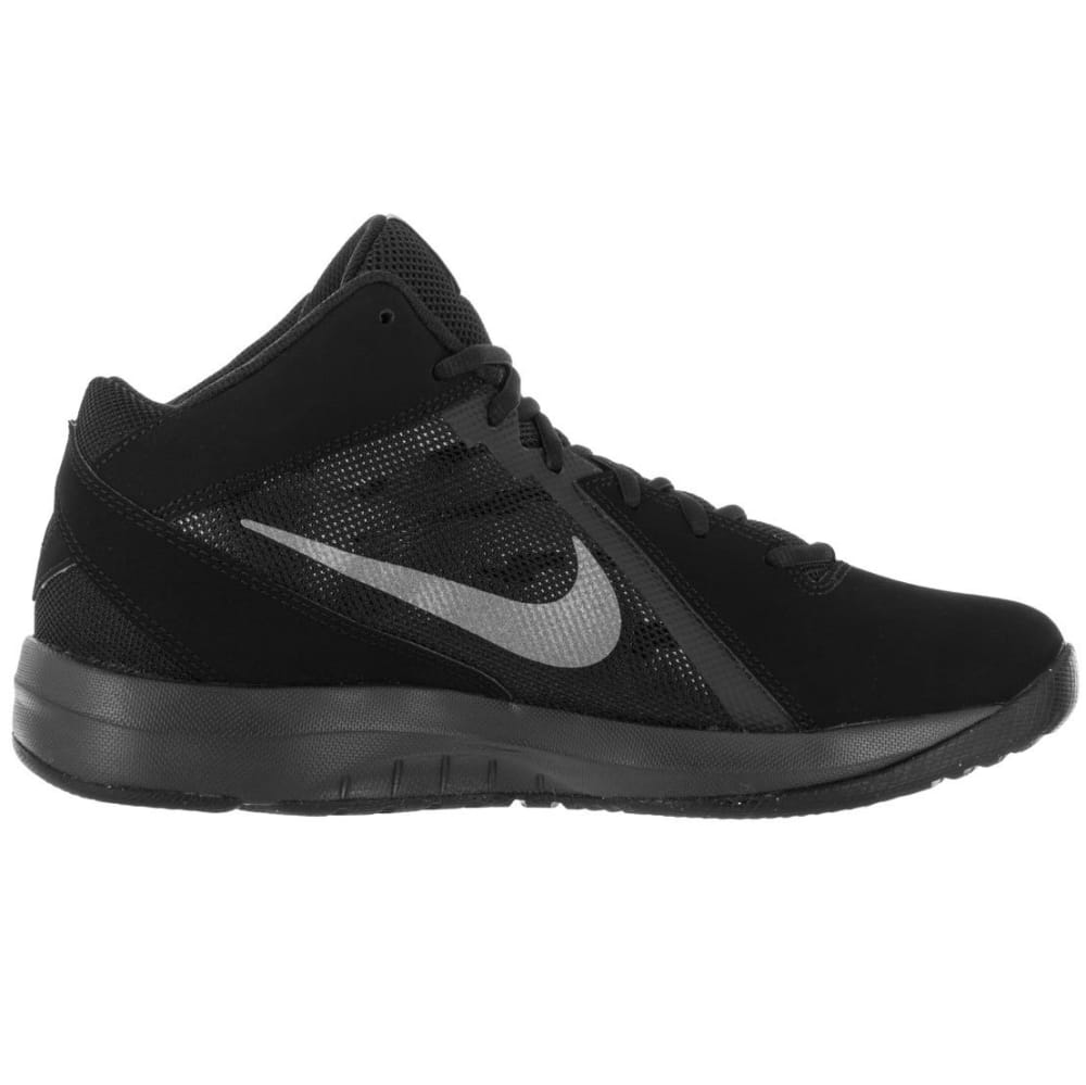 NIKE Men's Overplay IX NBK Basketball Shoes - BLACK