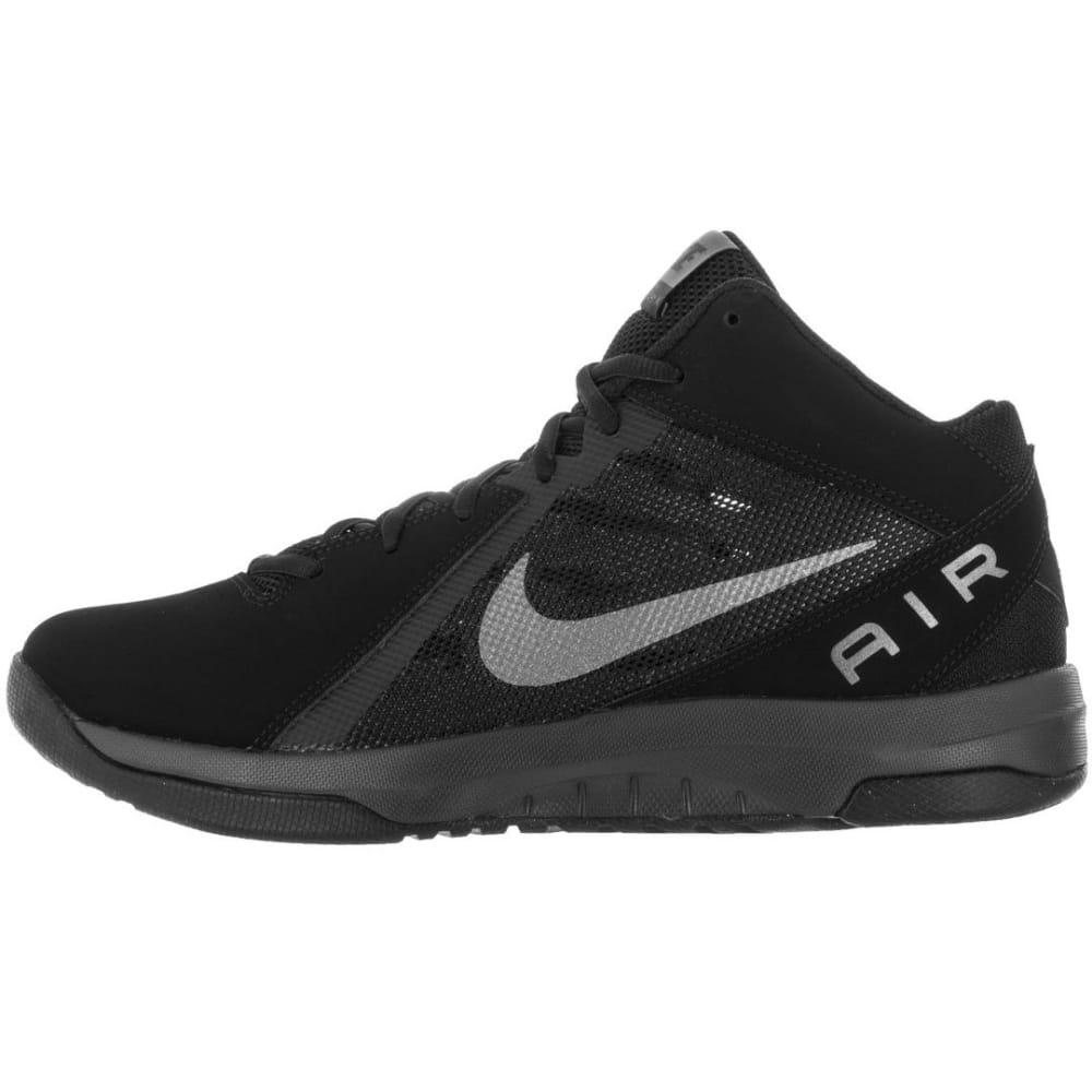 NIKE Men's Overplay IX NBK Basketball Shoes - BLACK