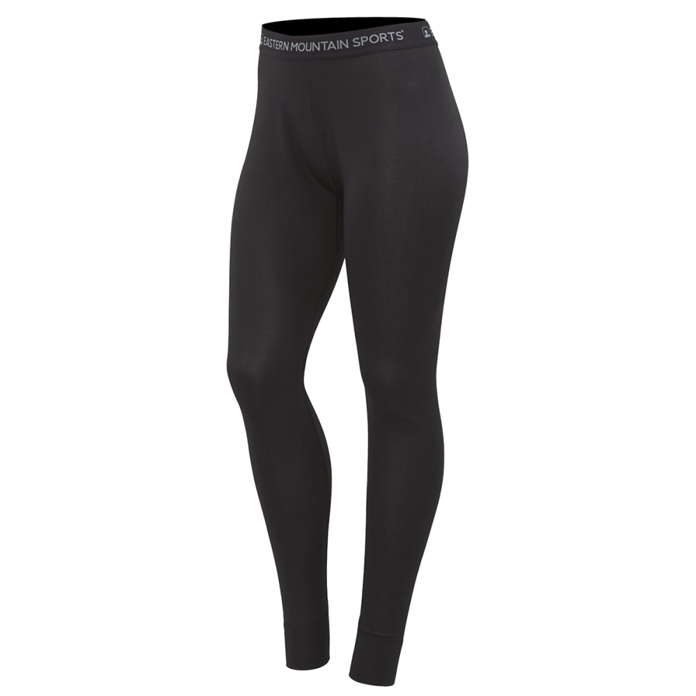 Ems(R) Women's Techwick(R) Midweight Base Layer Tights - Black, XS