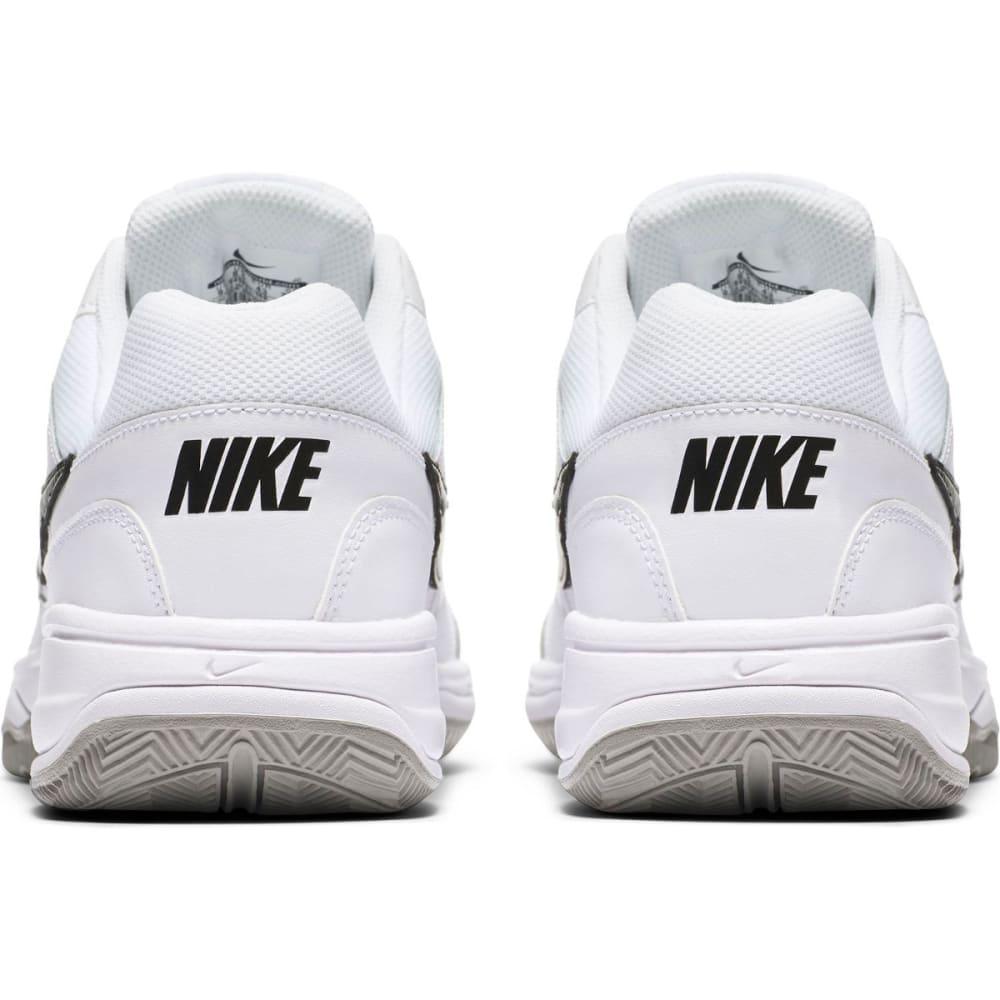 NIKE Men's NikeCourt Lite Tennis Shoes - WHITE