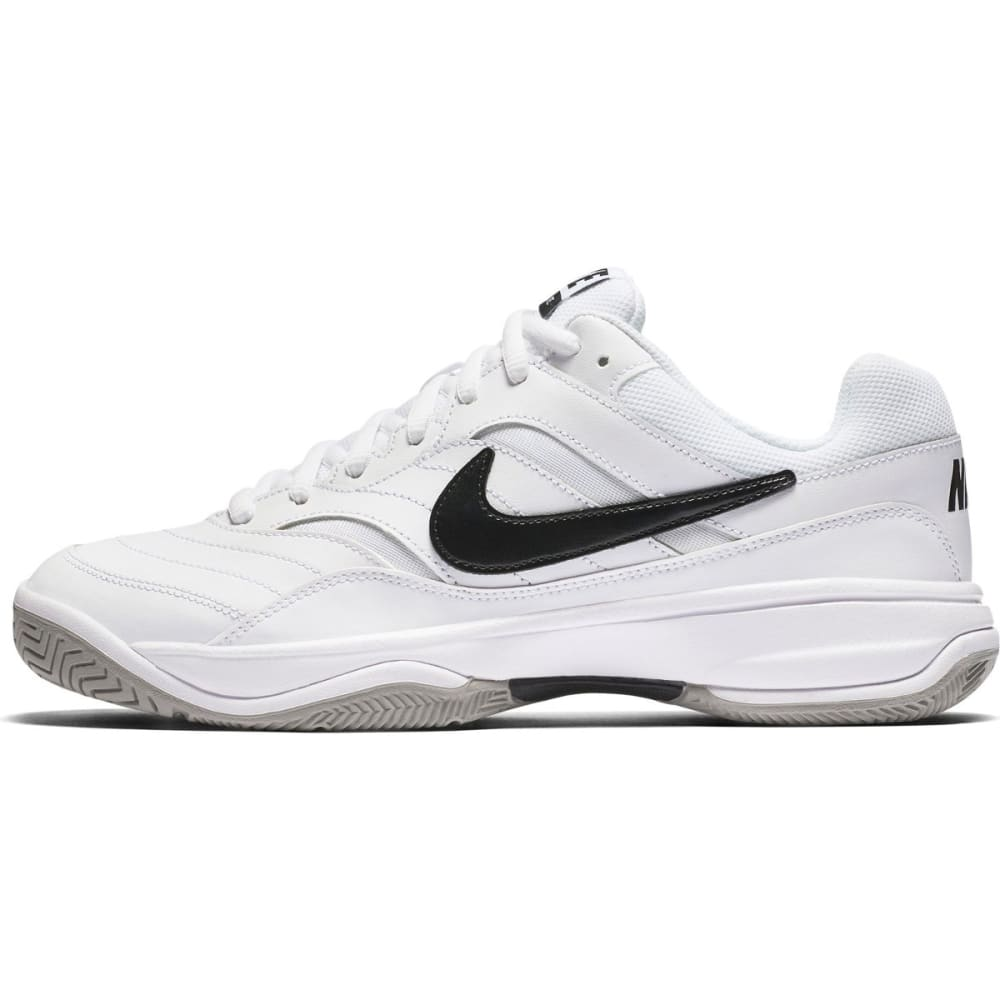 NIKE Men's NikeCourt Lite Tennis Shoes - WHITE