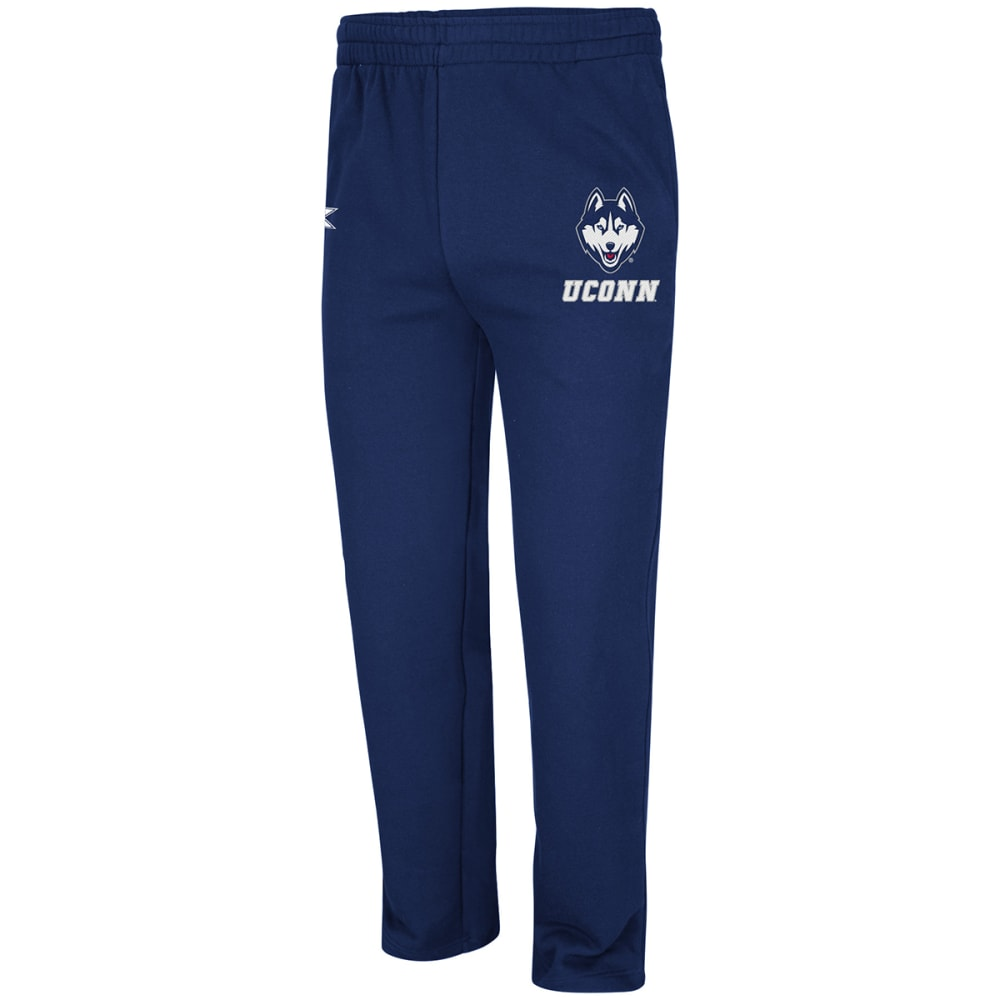 UCONN Men's Zone II Fleece Pants - NAVY