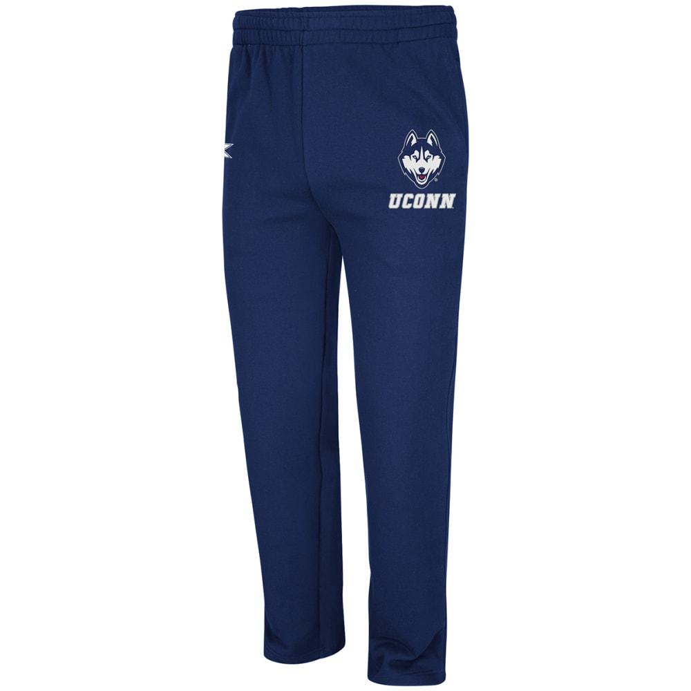 UCONN Men's Zone II Fleece Pants - NAVY