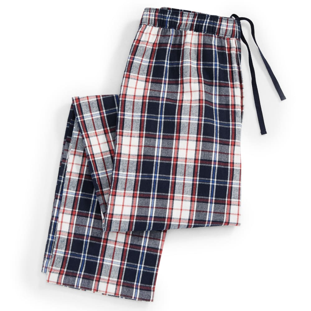 EMS® Holiday Flannel Pajama Pants - DAZZLING BLUE