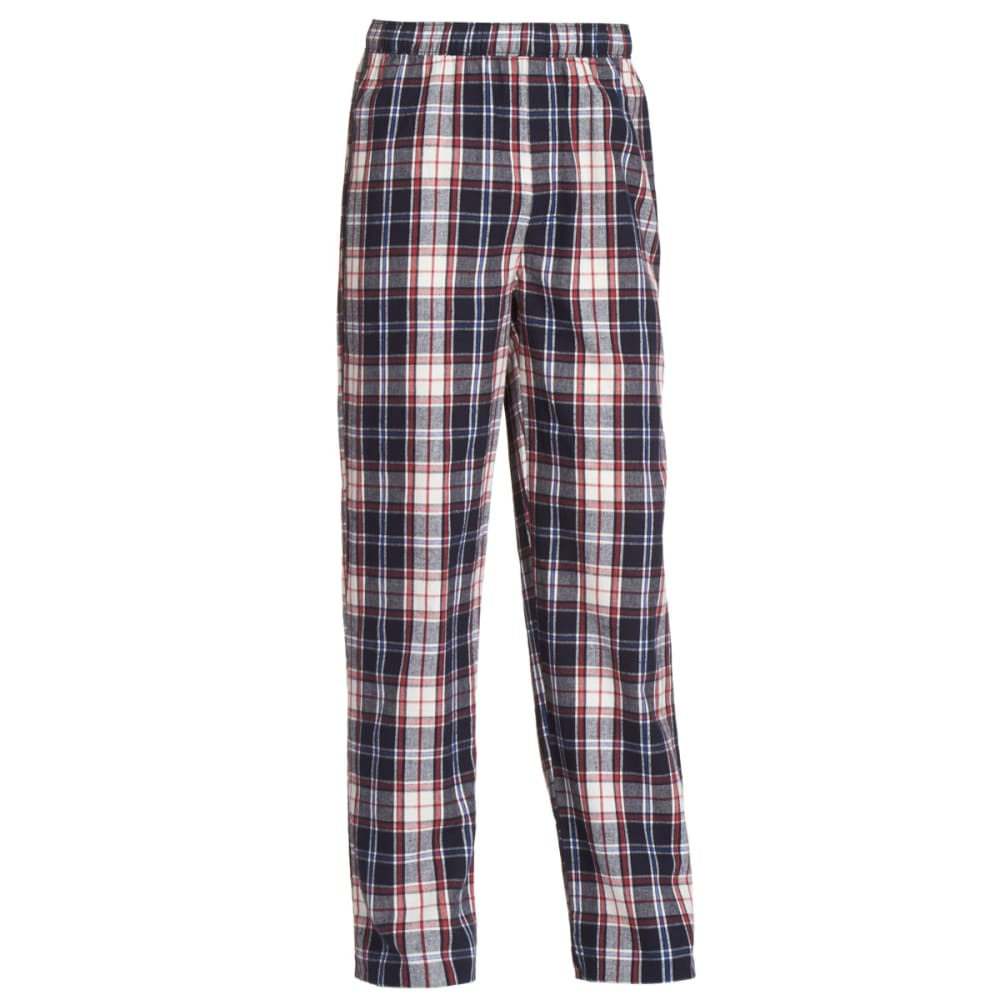 Ems(R) Holiday Flannel Pajama Pants - Blue, L