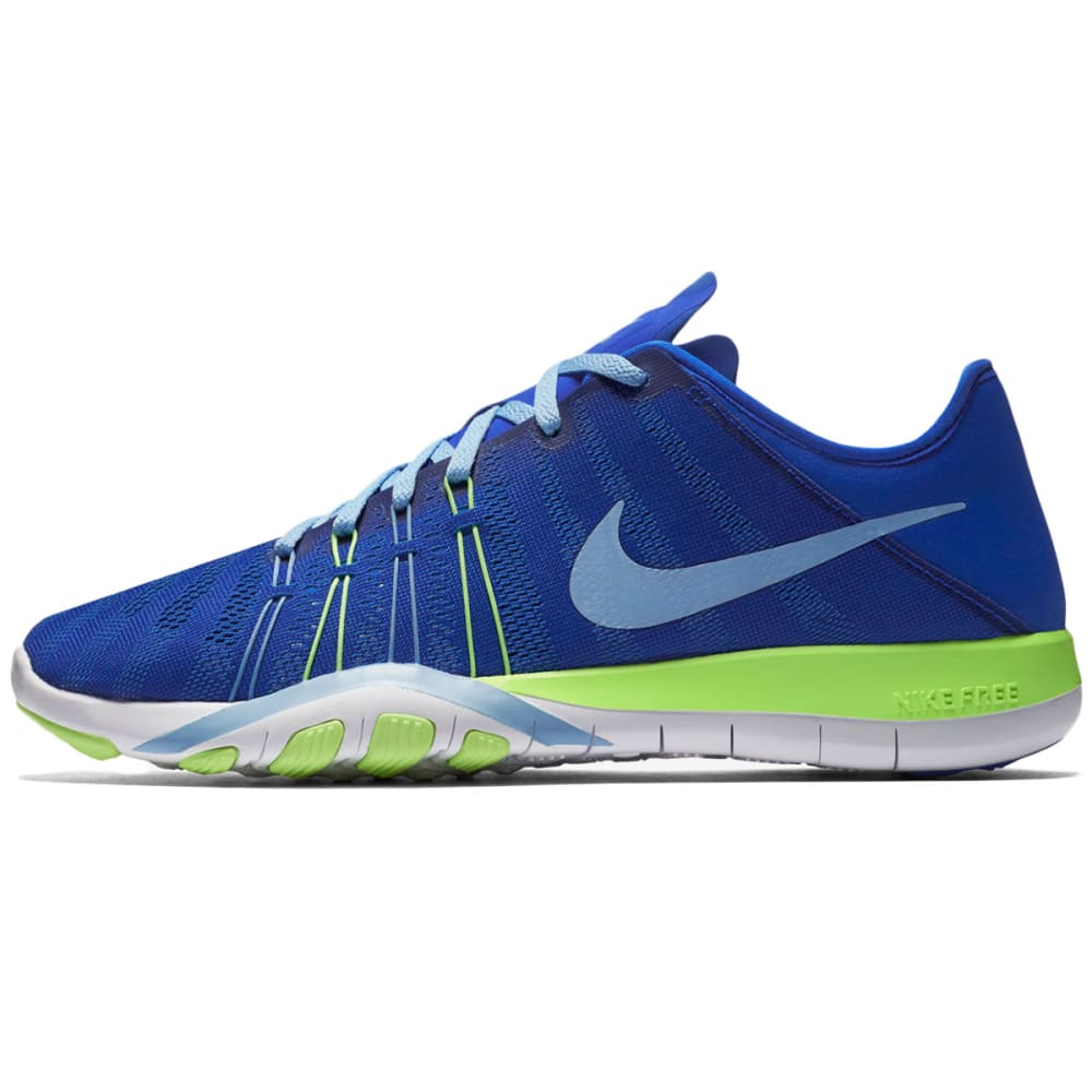 NIKE Women's Free TR 6 Training Shoes - BLUE