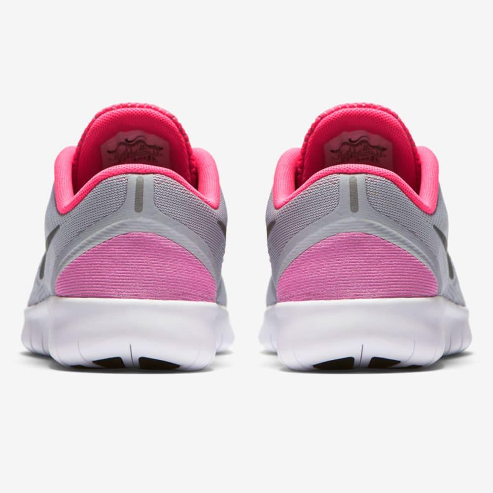 NIKE Big Girls' Free RN Running Shoes - GREY