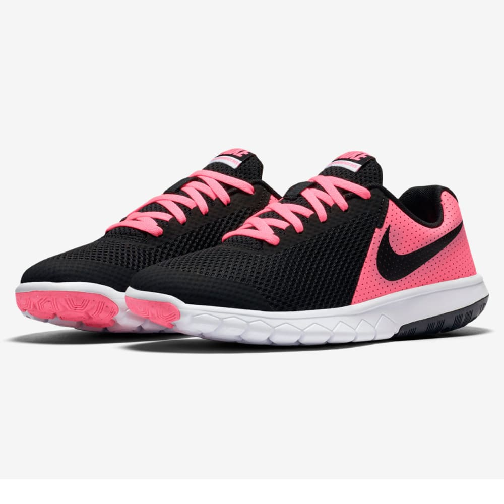 NIKE Big Girls' Flex Experience 5 Running Shoes - PINK