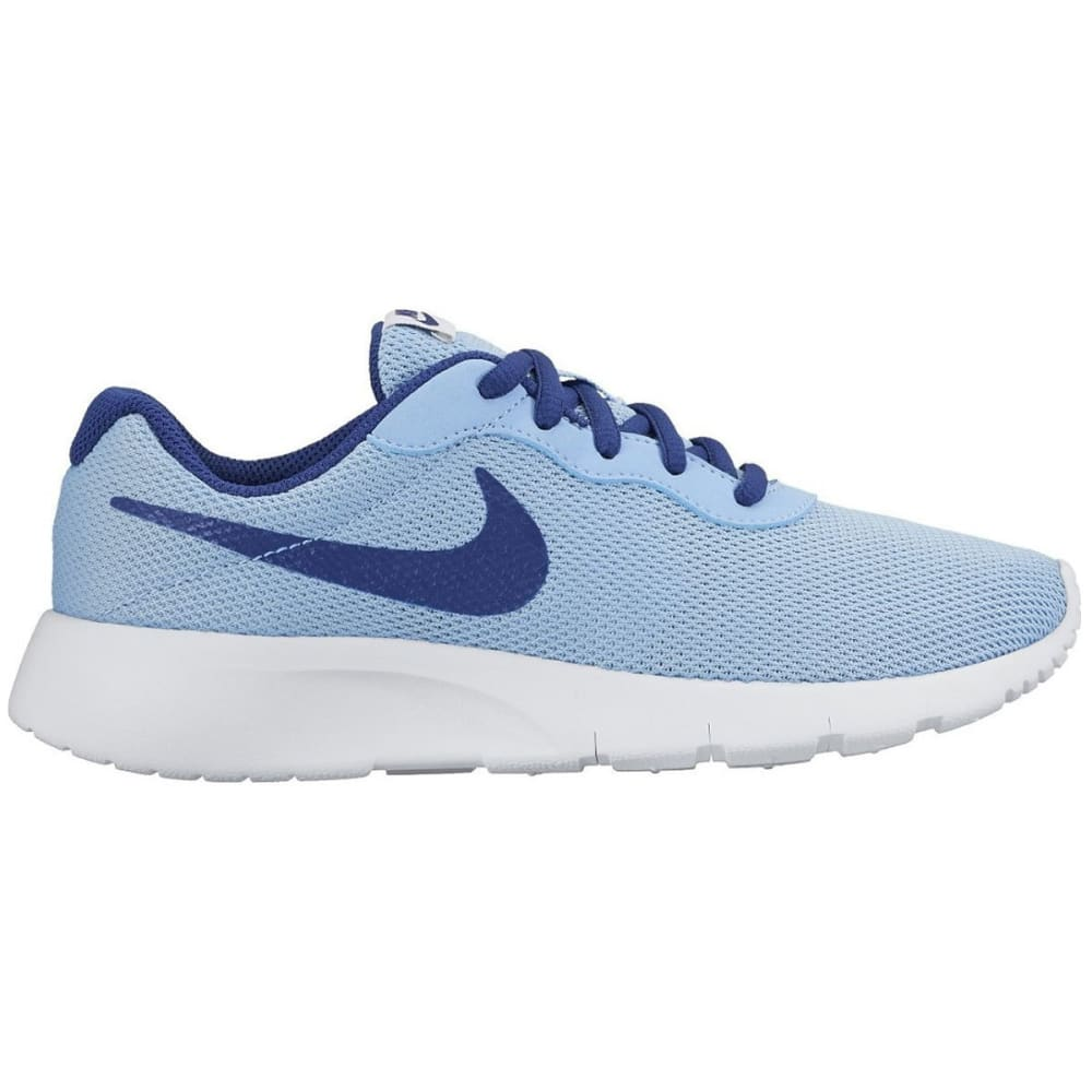 NIKE Girls' Tanjun Sneakers - BABY BLUE