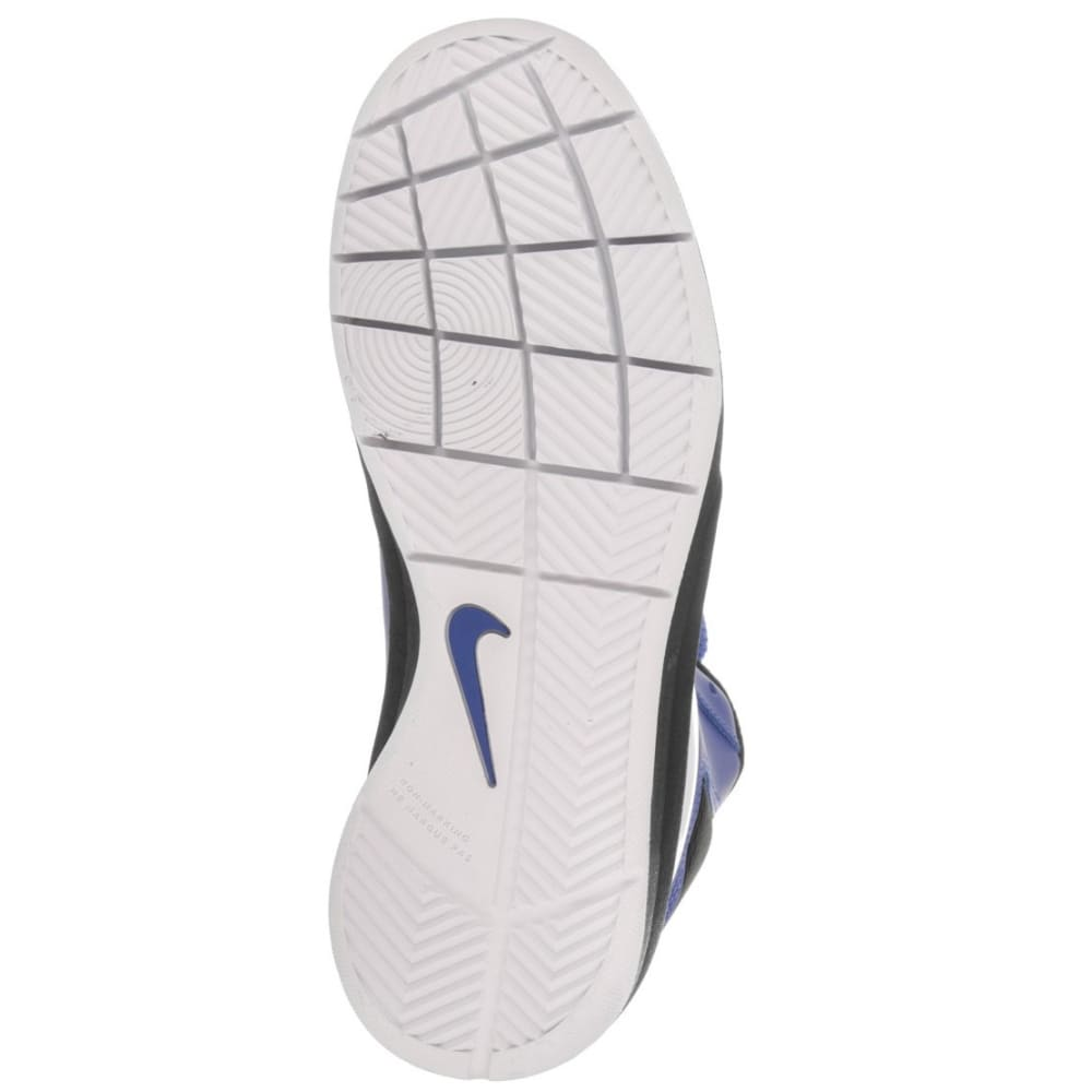 NIKE Big Boys' Team Hustle D 7 Basketball Shoes - ROYAL BLUE