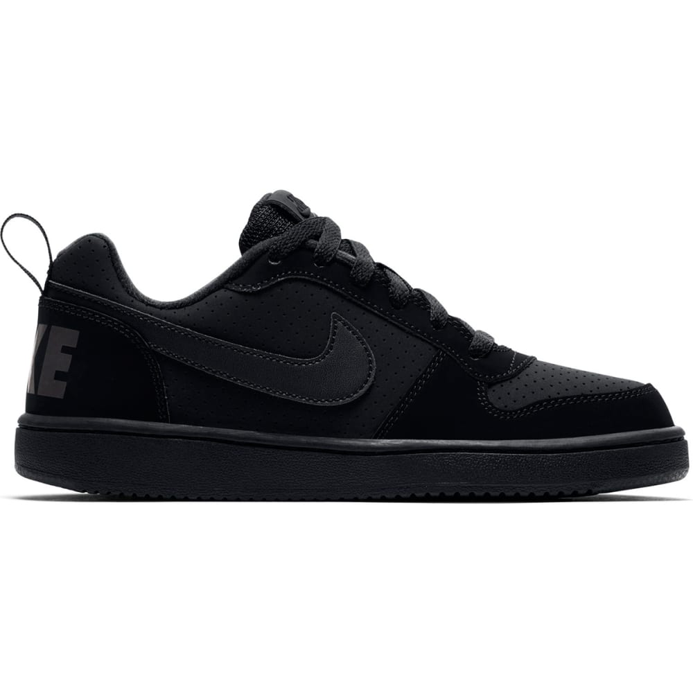 NIKE Boys' Court Borough Sneakers 4