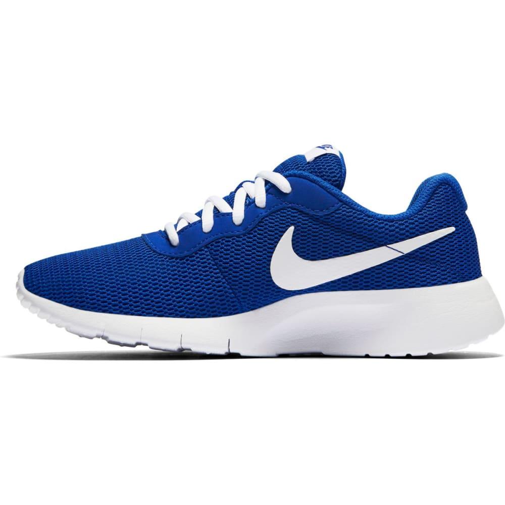 NIKE Big Boys' Tanjun Running Shoes - ROYAL BLUE