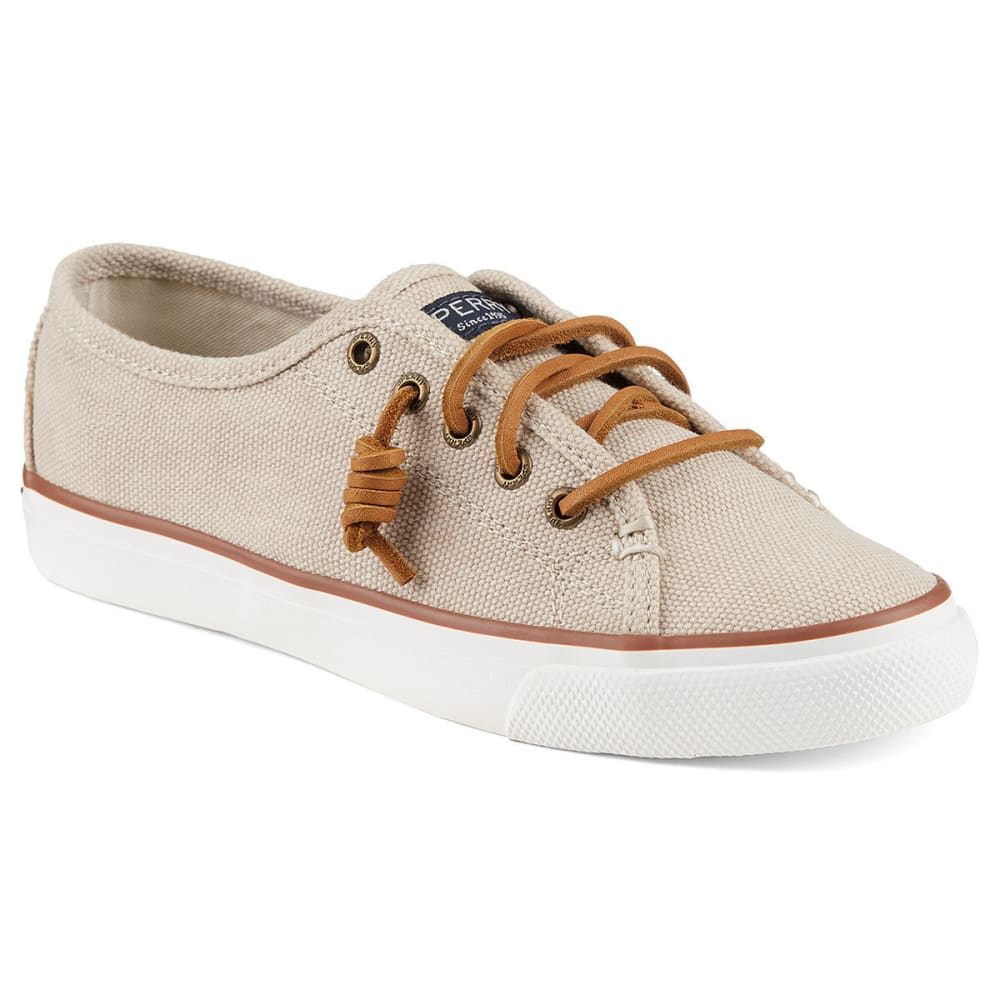 SPERRY Women's Seacoast Sneakers - NATURAL