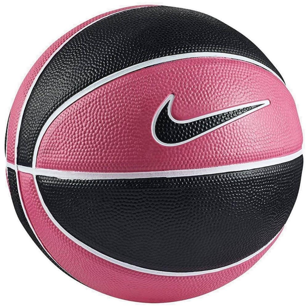 NIKE Swoosh Mini Basketball - 616 VID Pnk /BLK sz3