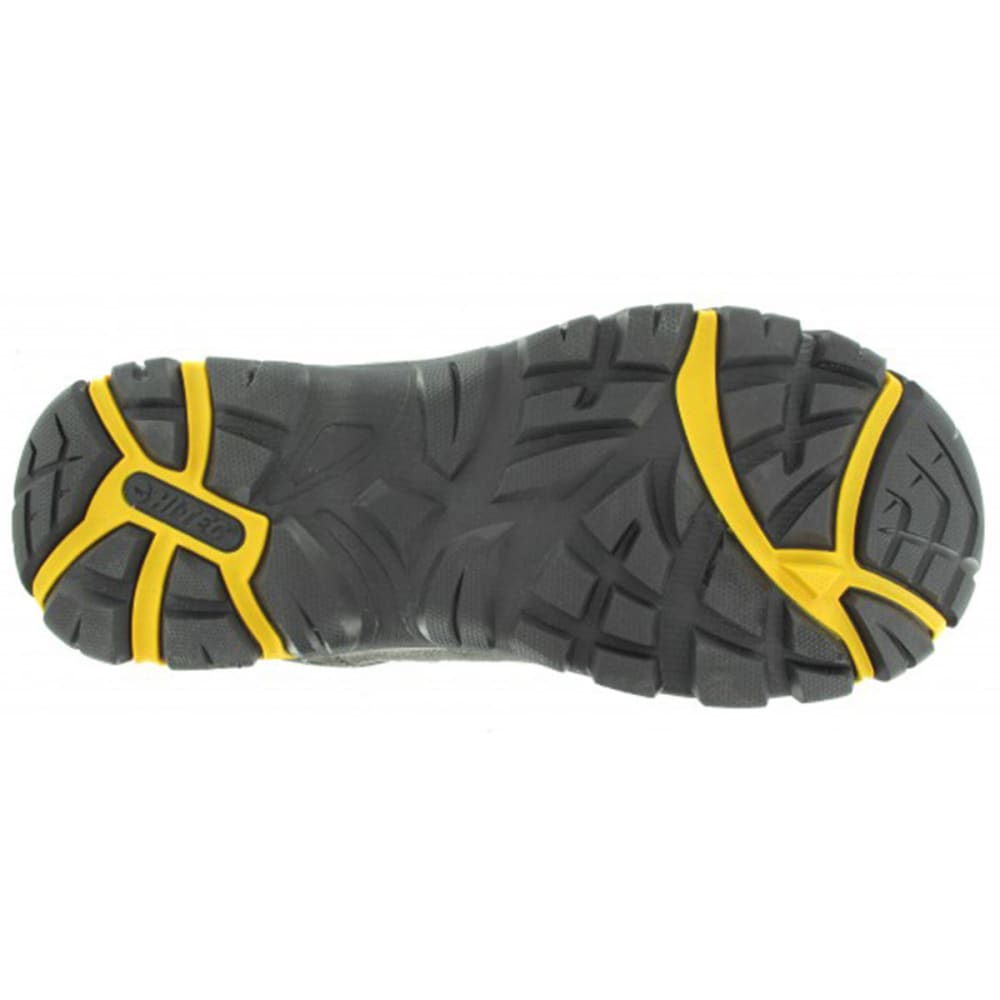 HI-TEC Men's Altitude Lite i Waterproof Hiking Boots - CHARCOAL/WARM GREY