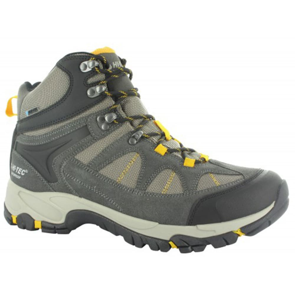 HI-TEC Men's Altitude Lite i Waterproof Hiking Boots - CHARCOAL/WARM GREY