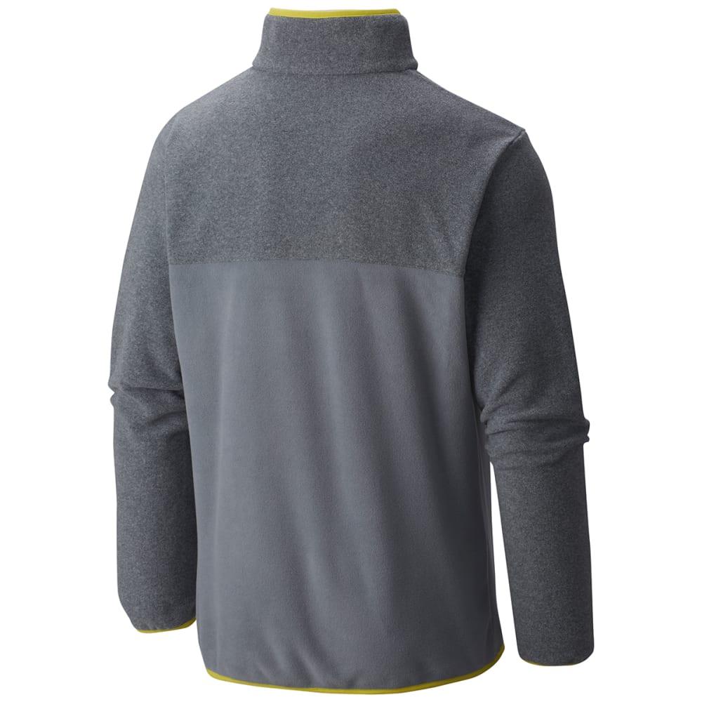 COLUMBIA Men's Mountain Side Fleece Jacket - GREY ASH-021