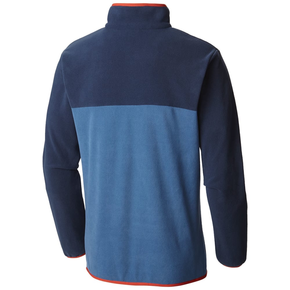 COLUMBIA Men's Mountain Side Fleece Jacket - NIGHT TIDE-452