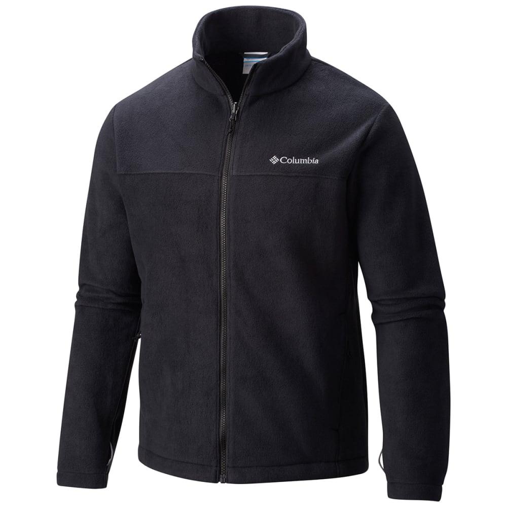 COLUMBIA Men's Eager Air Interchange Jacket - BLACK/ GRAPH-010