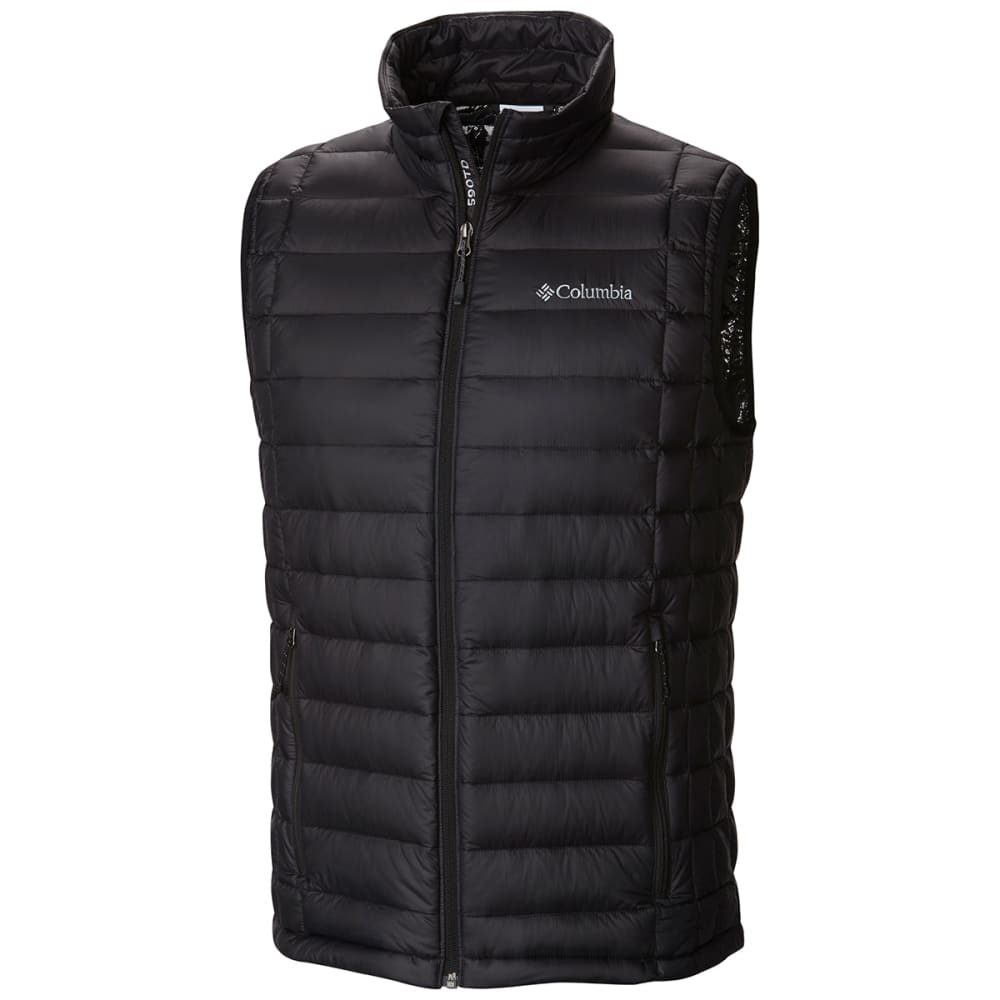 COLUMBIA Men's Voodoo Falls 590 Turbodown Vest - 010-BLACK
