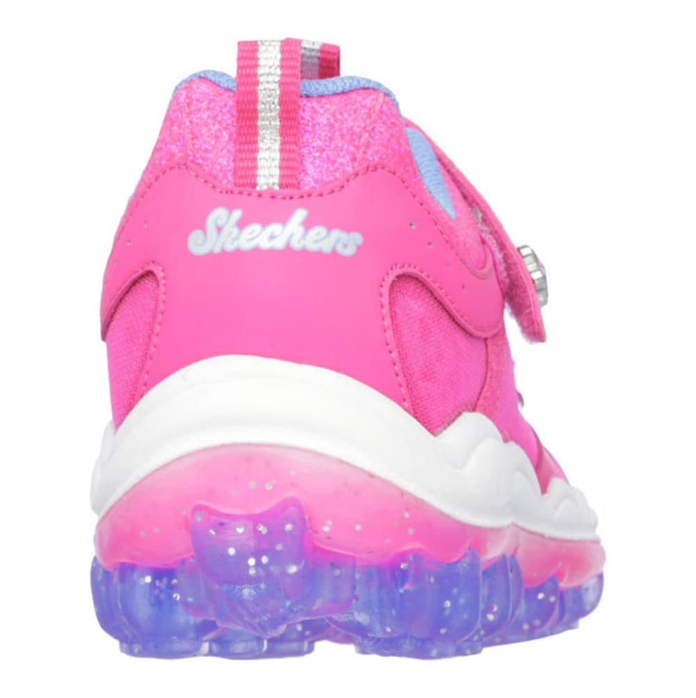 SKECHERS Girls' Skech-Air – Stardust Sneakers - PINK
