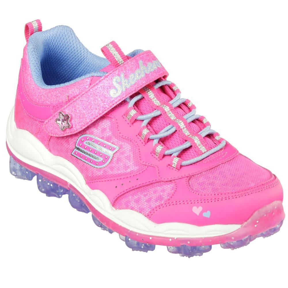 SKECHERS Girls' Skech-Air – Stardust Sneakers - PINK