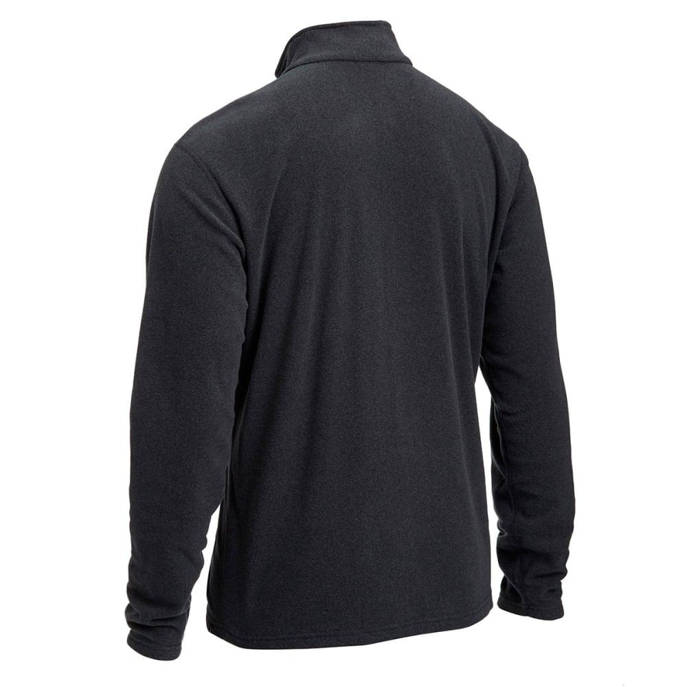 EMS® Men's Classic Micro Fleece ¼ Zip - CHARCOAL HTR