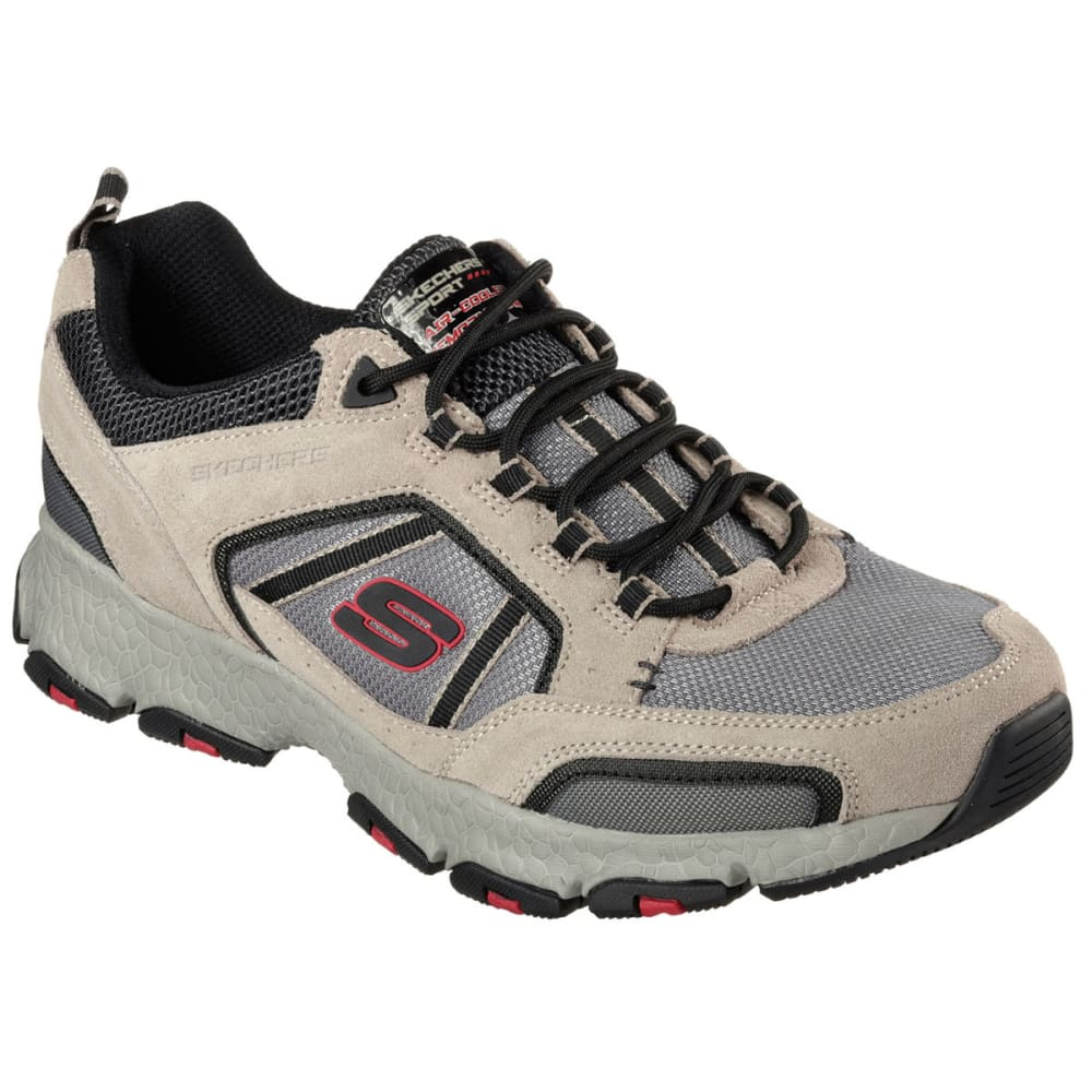 SKECHERS Men's Burst-Tech Sneakers - BEIGE