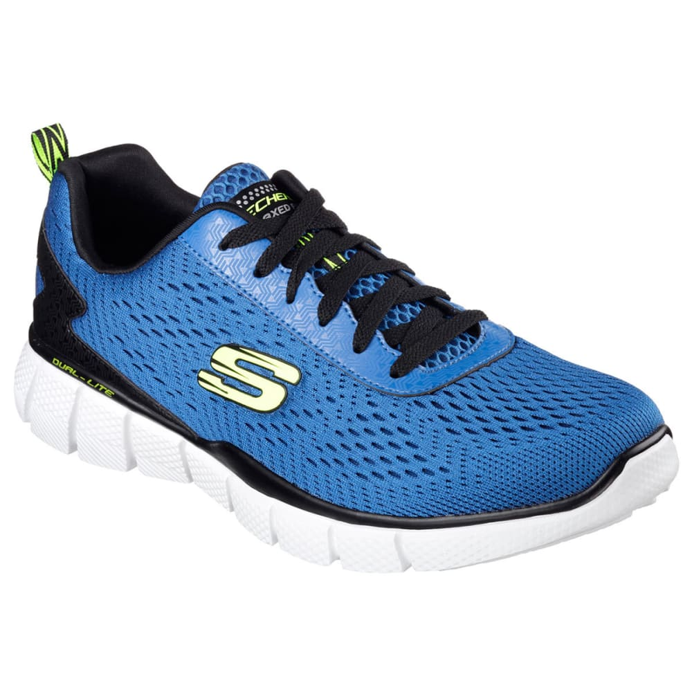 SKECHERS Men's Equalizer 2.0 - Settle The Score Sneakers - BLUE