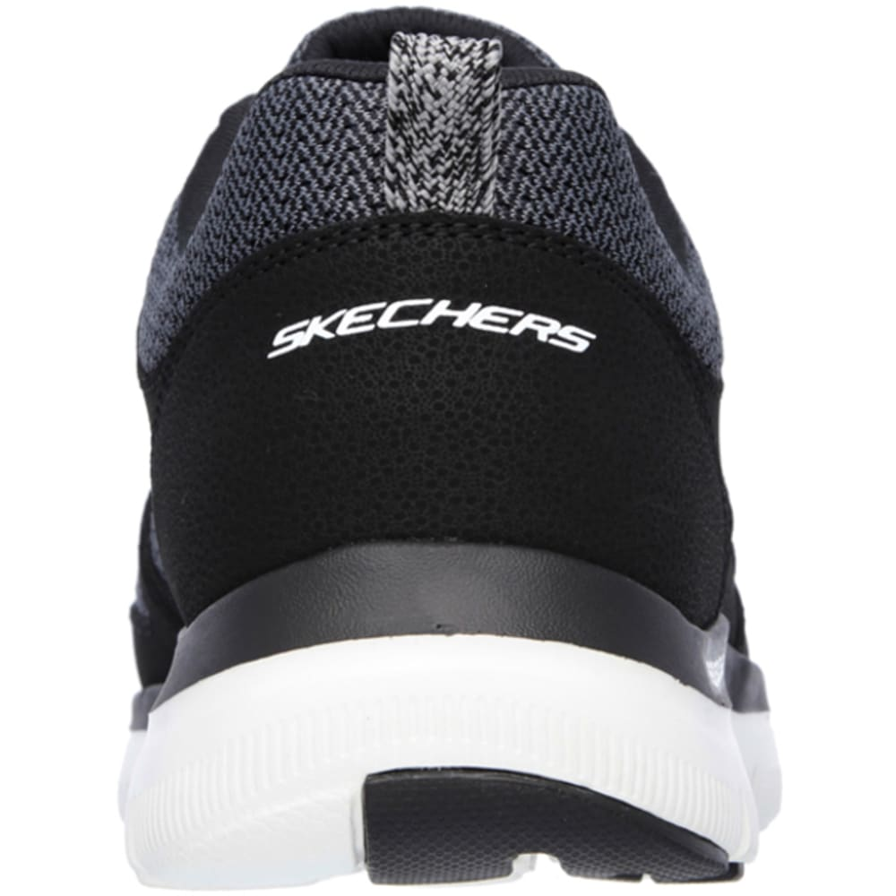 SKECHERS Men's Flex Advantage 2.0 Sneakers - BLACK