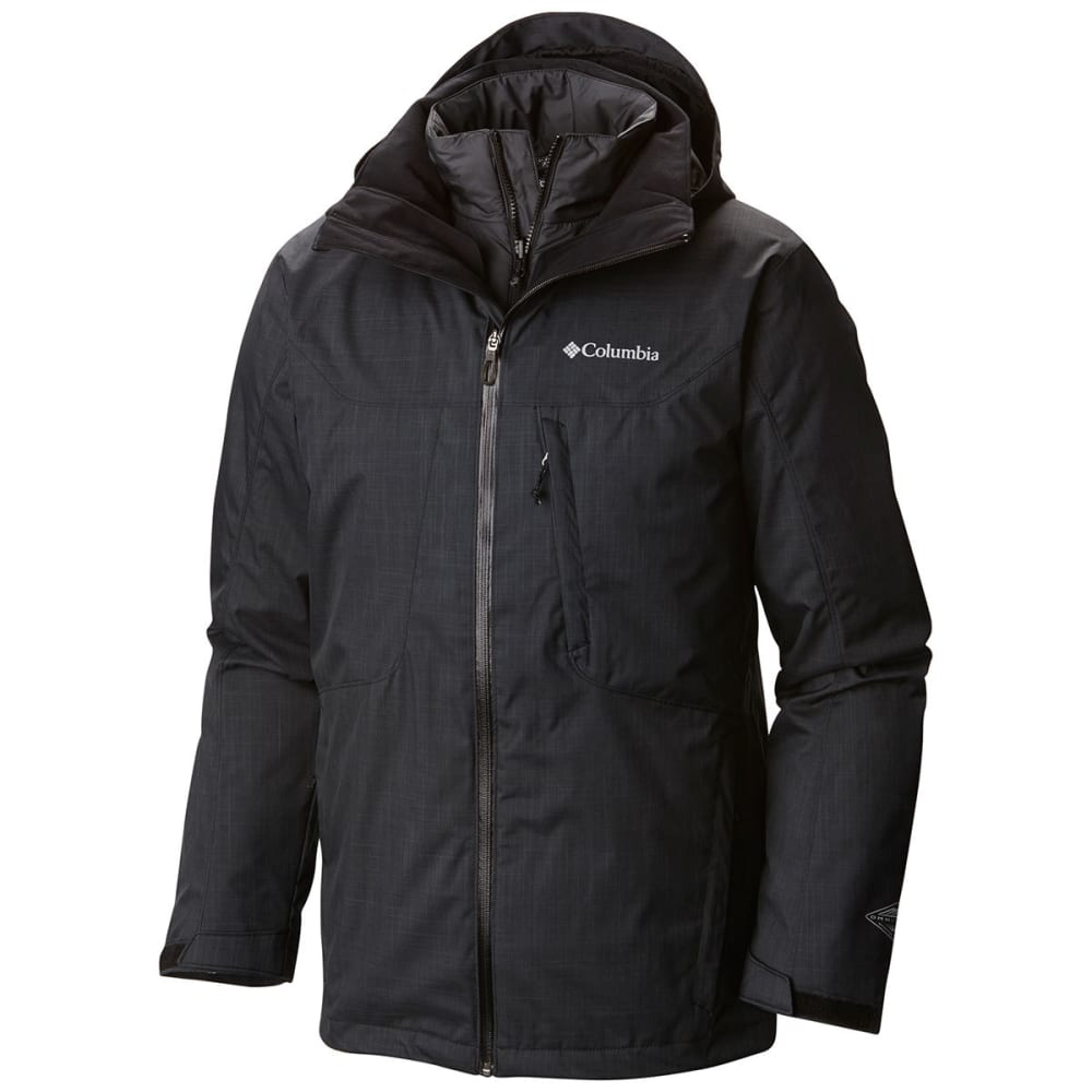 Columbia Men's Whirlibird(TM) Interchange Jacket - Black, M