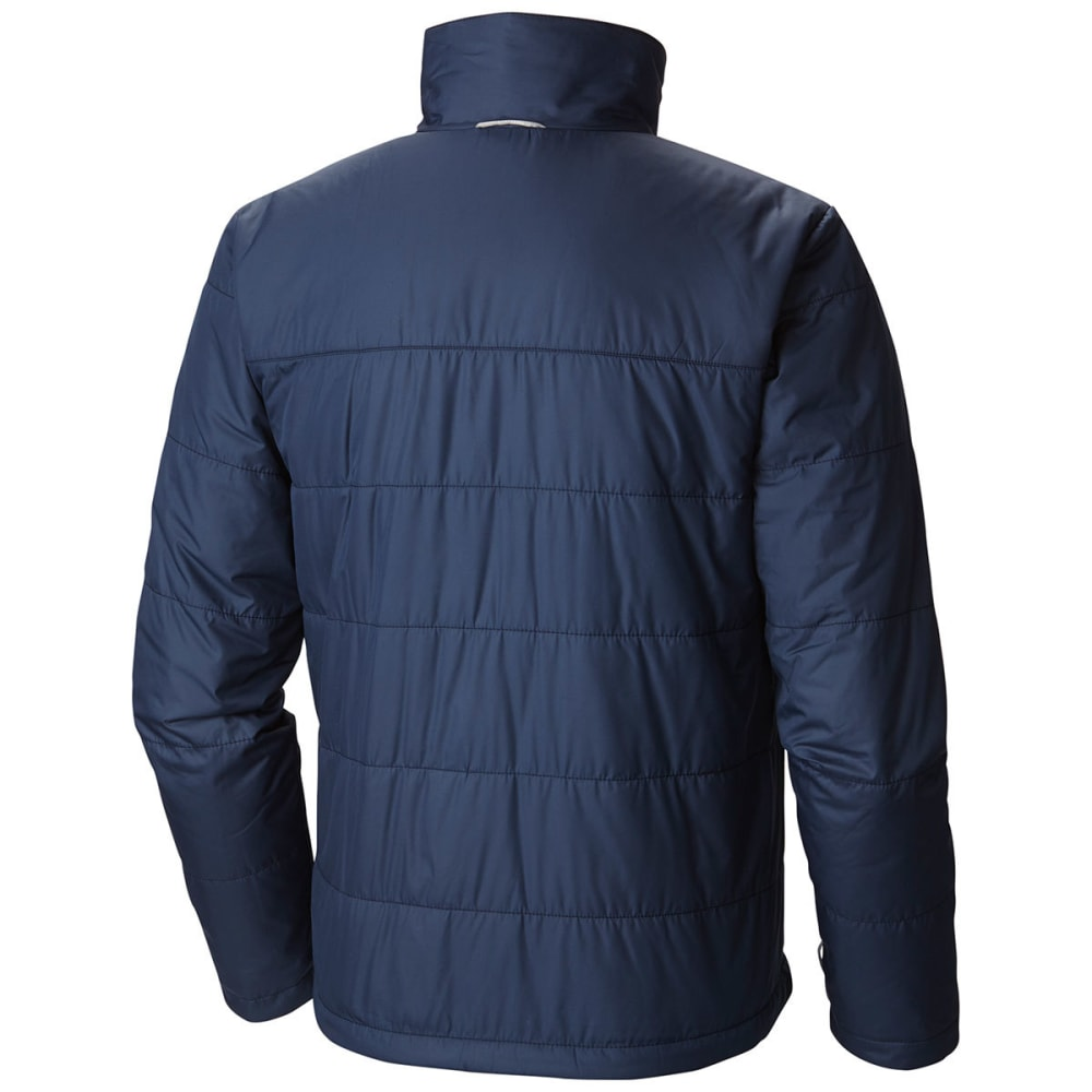 COLUMBIA Men's Whirlibird Interchange Jacket - COL NAVY MELANGE-465