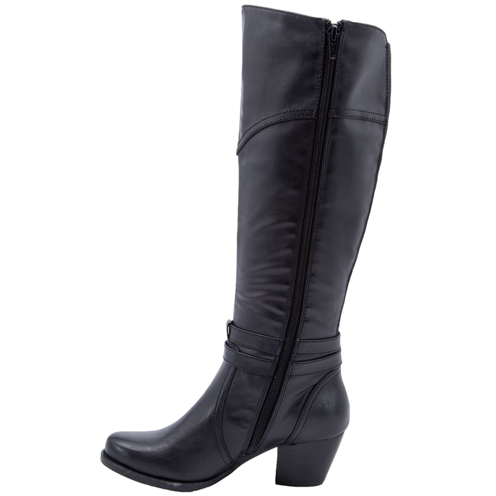 BARE TRAPS Women's Rhodes Tall Shaft Boots - BLACK