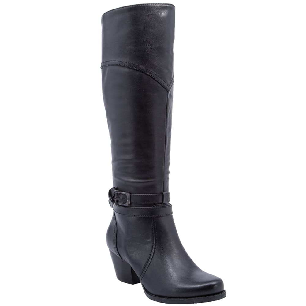Bare Traps Women's Rhodes Tall Shaft Boots - Black, 8