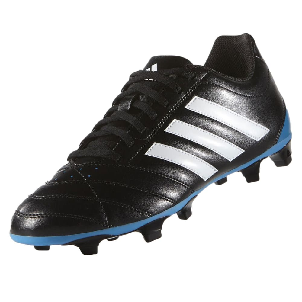 ADIDAS Men's Goletto V FG Soccer Cleats - BLACK