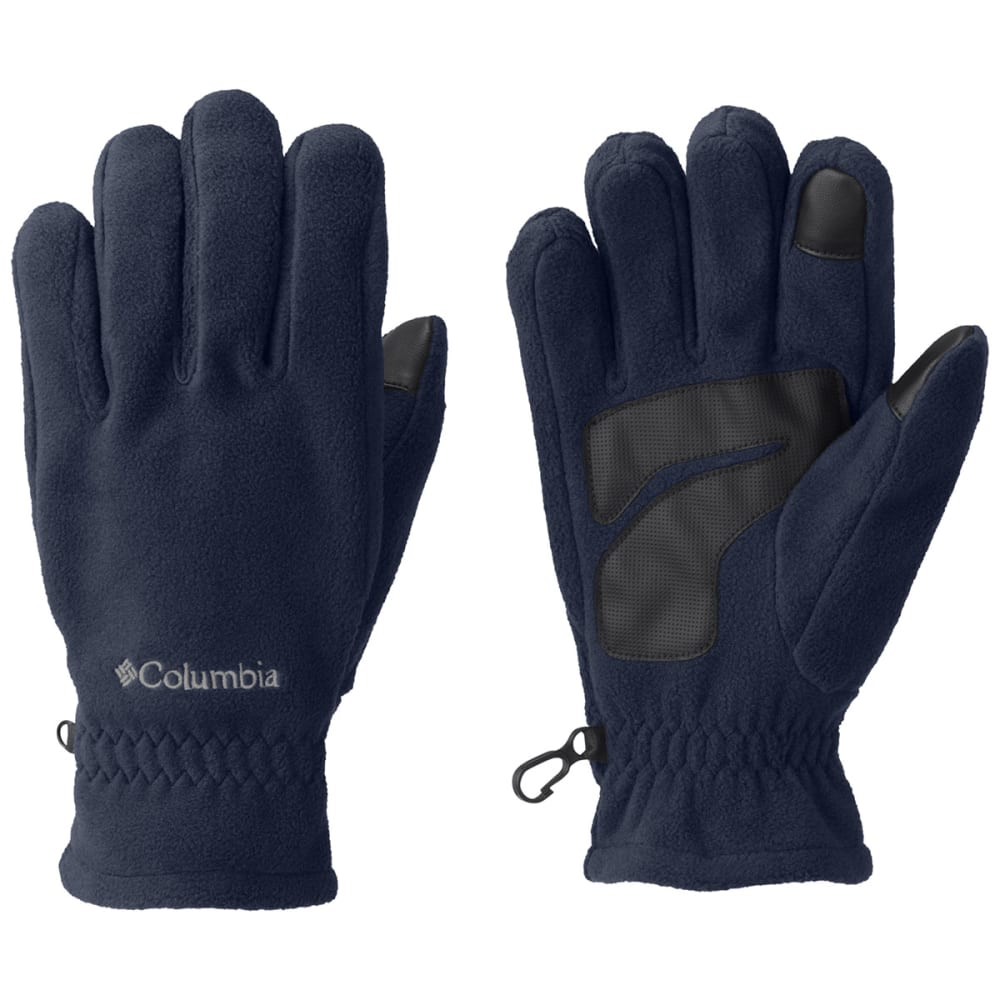 COLUMBIA Men's Thermarator Fleece Gloves - NAVY 464