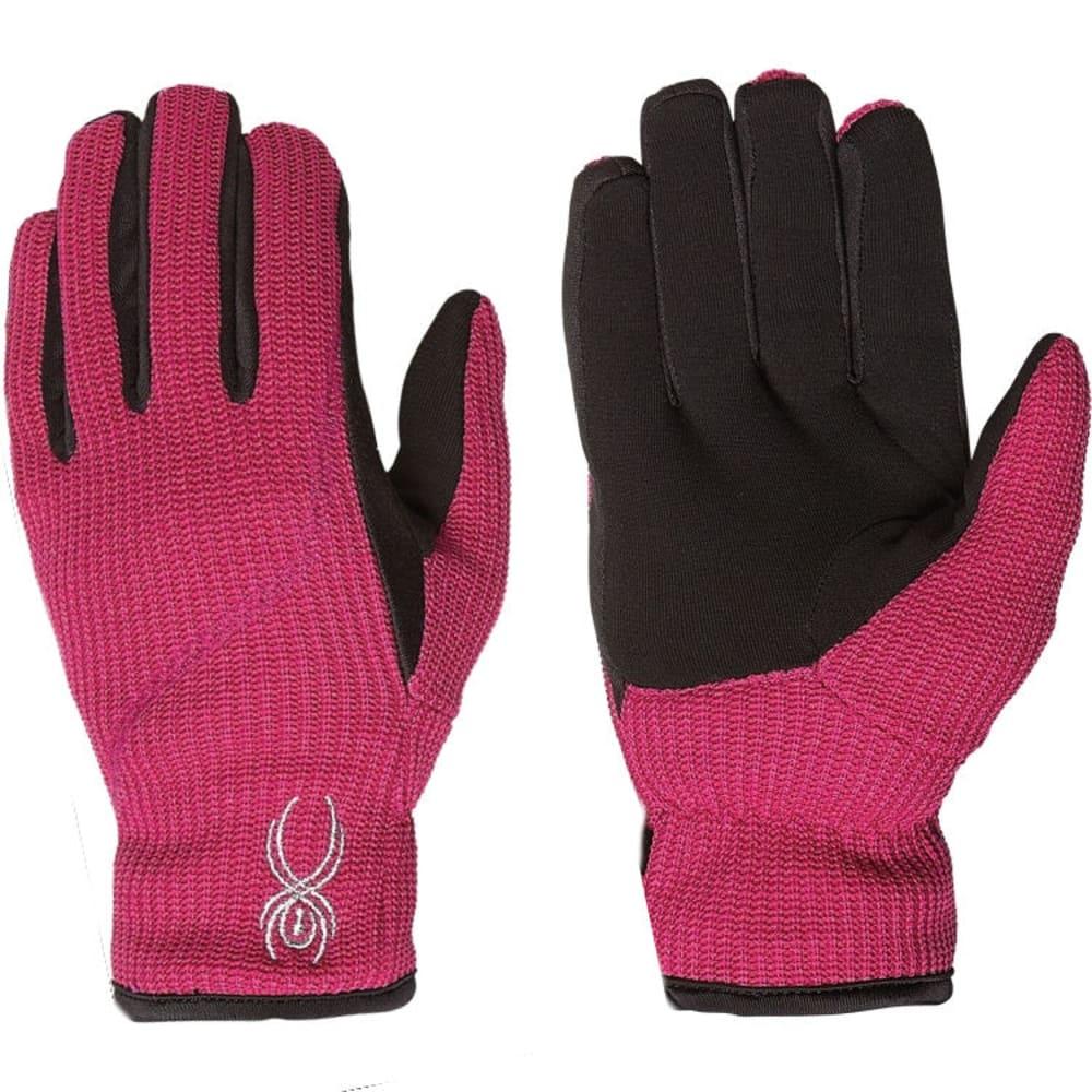SPYDER Women's Core Sweater Conduct Gloves - WILD
