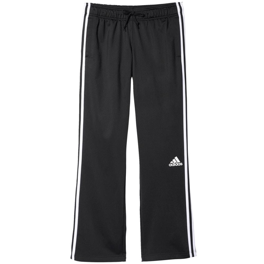 ADIDAS Women's 3 Stripes Pants - BLK/WHT-AP0425