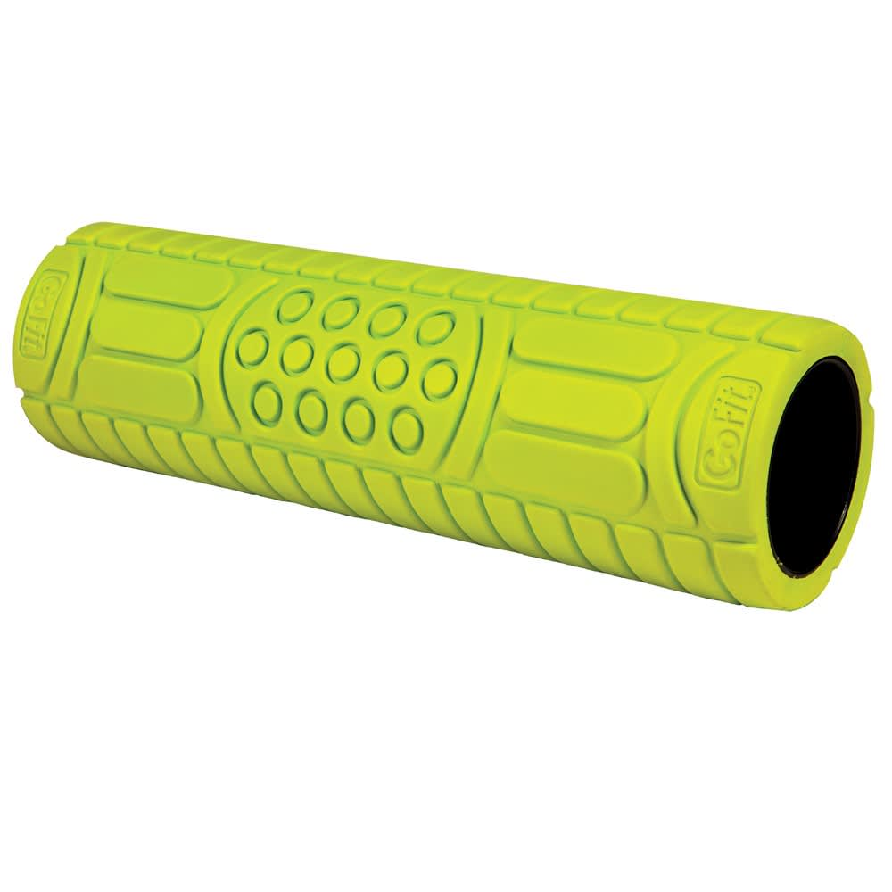 GOFIT 18-Inch Massage Roller - GREEN