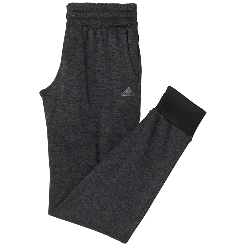 ADIDAS Women's Team Issue Jogger Pants - BLACK HTHR-AY7643