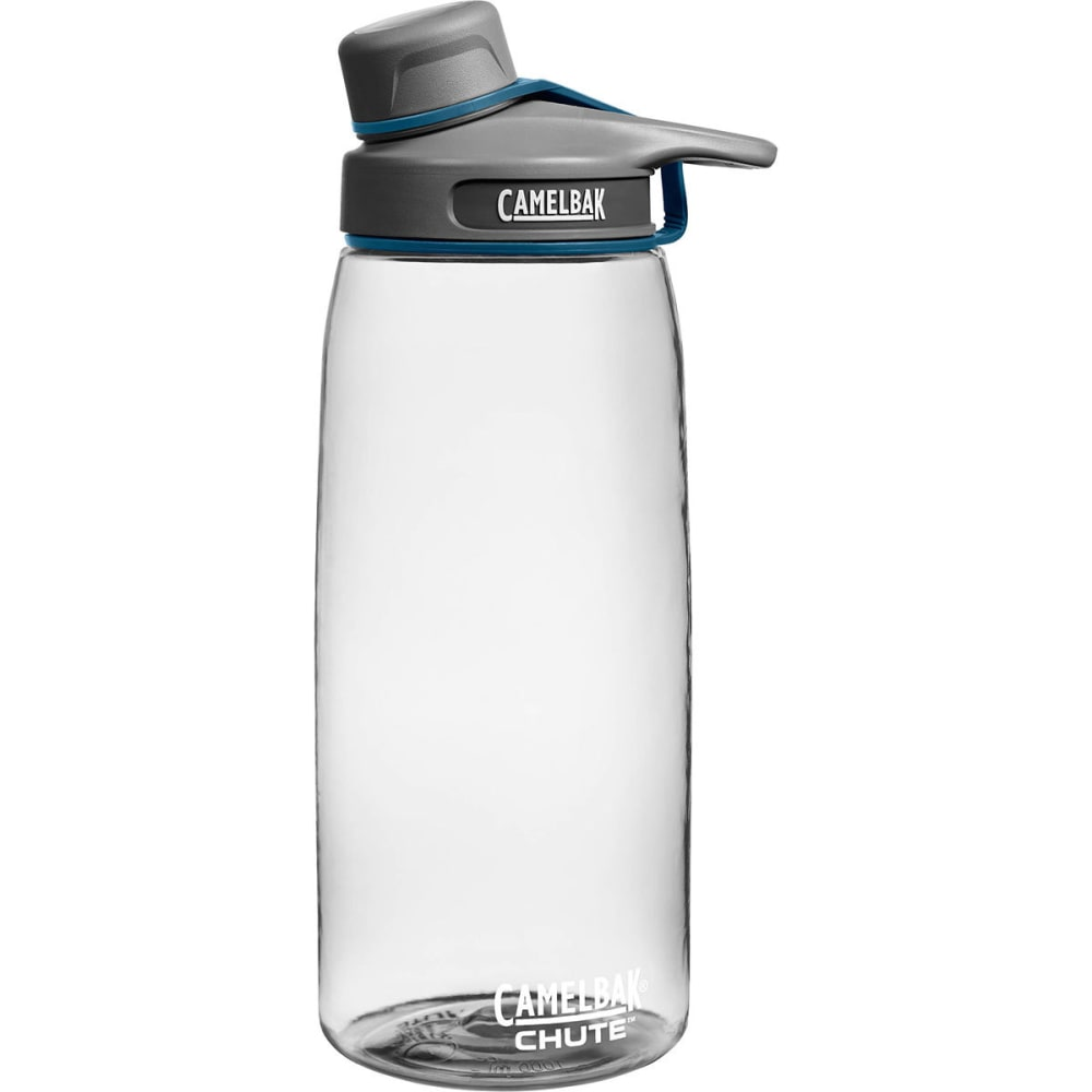 CAMELBAK Chute 1L Water Bottle - CLEAR